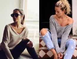 Mẫu áo len không thể thiếu trong tủ đồ thu đông 2016