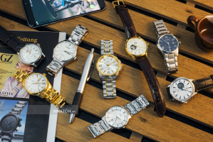 Mẫu đồng hồ cơ được nam giới yêu thích nhất trong năm 2018