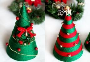 Mẫu handmade độc đáo nhất để tự làm quà Giáng Sinh