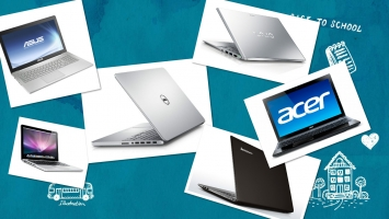 Mẫu laptop đáng mua nhất năm 2016