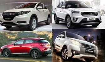 Mẫu ô tô được khách hàng Việt mong chờ nhất trong năm 2017