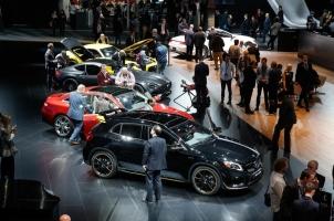Mẫu ô tô nổi bật nhất tại triển lãm xe Detroit 2017