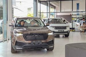 Mẫu ô tô Trung Quốc đang được yêu thích nhất trong năm 2019