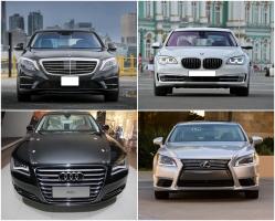Mẫu sedan hạng sang tốt nhất tại Mỹ năm 2016