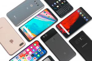 Mẫu smartphone đáng mua nhất cuối năm 2018
