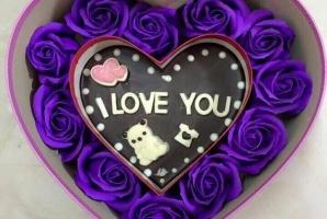 Mẫu socola valentine đẹp mắt được yêu thích nhất