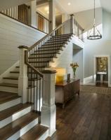 Mẫu thiết kế cầu thang tiện dụng cho gia đình bạn