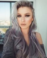 Màu tóc thu đông hot nhất cho bạn gái 2016