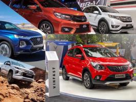 Mẫu xe ô tô được mong đợi nhất tại Việt Nam trong năm 2019