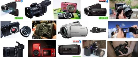 Máy ảnh hỗ trợ quay video full HD