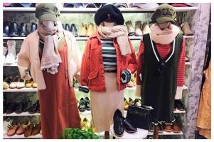 Shop thời trang đẹp nhất phố Chùa Bộc, Hà Nội