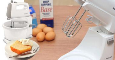 Máy đánh trứng dùng cho gia đình chất lượng và được tin dùng nhất hiện nay