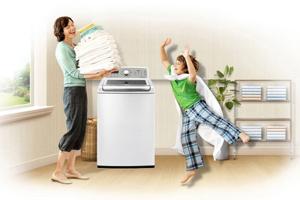 Máy giặt cửa trên chất lượng và được yêu thích nhất hiện nay
