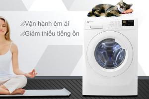 Máy giặt cửa trước chất lượng nhất của hãng Electrolux
