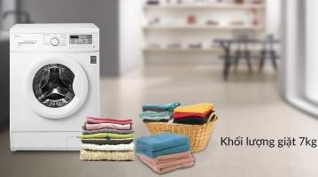Máy giặt LG inverter tiết kiệm điện nhất hiện nay