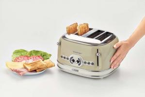 Máy nướng bánh mì tại nhà tốt được ưa chuộng nhất hiện nay