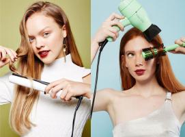 Máy uốn duỗi tóc đa năng chất lượng tốt được ưa chuộng nhất hiện nay