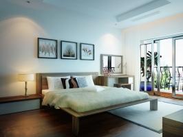 Mẹo cực hay giúp phòng ngủ thoáng mát trong ngày hè oi bức