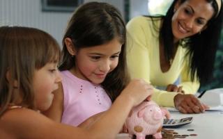 Mẹo dạy con bạn quản lý tiền bạc hiệu quả nhất