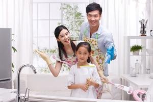 Mẹo đơn giản giúp làm sạch các vật dụng trong nhà để đón Tết