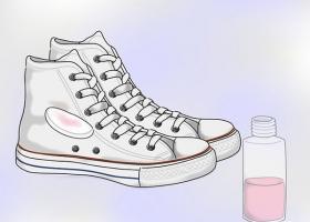 Mẹo giữ giày trắng tinh như mới có thể bạn chưa biết