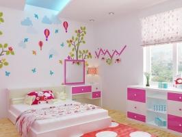 Mẹo trang trí phòng ngủ đúng phong thủy giúp con luôn ngoan, học giỏi