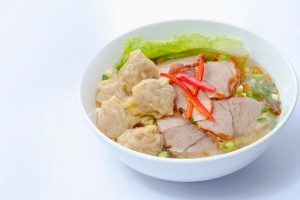 Quán ăn vặt ngon và rẻ nhất tại Thái Bình.