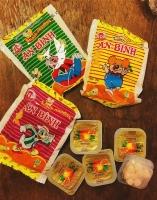 Món ăn vặt gợi nhớ về tuổi thơ