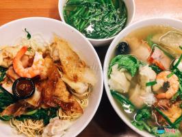 địa chỉ ăn mỳ vằn thắn ngon nhất  tại Hà Nội