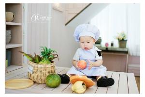 Địa chỉ chụp ảnh cho bé đẹp và chất lượng nhất Nha Trang