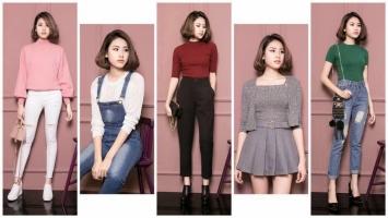 Shop thời trang đẹp nhất Bắc Ninh