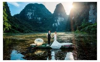 Studio chụp ảnh cưới đẹp nhất quận Tân Bình, TPHCM