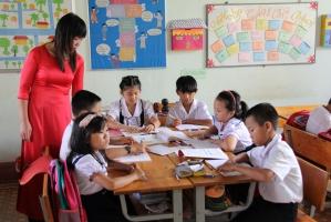 Biện pháp giúp học sinh lớp 5 yêu thích và học tốt văn miêu tả