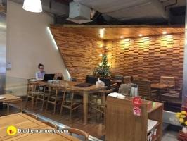 Quán cà phê đẹp ở Quận 5, TP. HCM