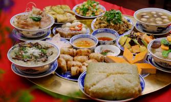Món ăn cổ truyền ngày Tết trong mâm cỗ miền Bắc
