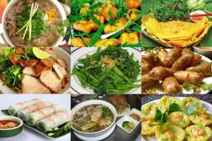 Món ăn đặc sản ngon nhất từ Bắc vào Nam