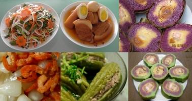 Món ăn không thể thiếu trong ngày Tết ở Miền Nam