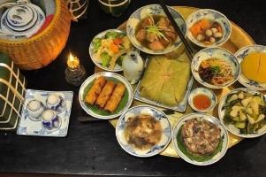 Món ăn ngày tết mang may mắn vào dịp đầu năm mới