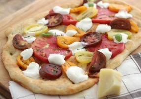Món ăn ngon làm từ phô mai mozzarella