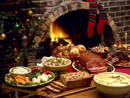 Món ăn ngon nhất trong thực đơn giáng sinh vòng quanh quanh thế giới dịp Noel