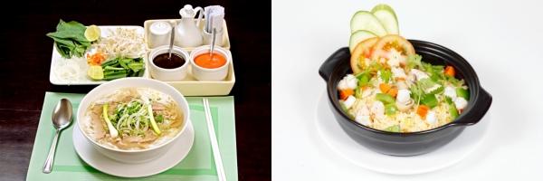 Món ăn sáng phổ biến của người Việt