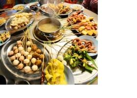 Món ăn trưa nổi tiếng nhất ở Malaysia