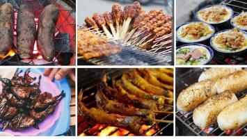 Món ăn vặt ngon nhất có giá dưới 10.000đ tại Hà Nội