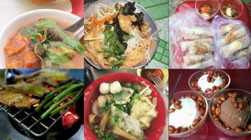 Món ăn vặt ngon nhất có giá dưới 10.000đ tại Sài Gòn
