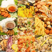 Món ăn vặt ngon ở hẻm chợ Nghĩa Tân được giới trẻ yêu thích nhất