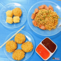 Món ăn vặt ngon, rẻ nức tiếng khu vực Hà Đông