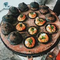 Món ăn vặt ngon, rẻ tại Nha Trang