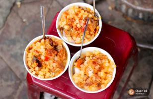 Món ăn vặt siêu hấp dẫn giá chỉ 10K tại Hải Phòng