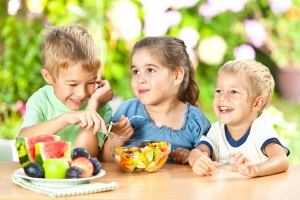 Món ăn vặt thân thiện  và an toàn nhất với trẻ em