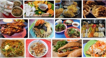 Món ăn vỉa hè ngon nhất ở quận Gò Vấp, TP. Hồ Chí Minh